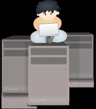 Kvalitetno gostovanje & hosting pri podjetu Dolher